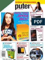 "5/2013 ""Computer Bild Lietuva"" – Didysis ""Microsoft Office 2013"" testas"