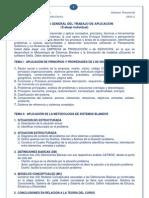 Esquema General Trabajo Aplicacion 2013 2
