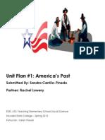 Edel453 Spring2013 Sandracarrillopinedo Unit 1 History Planner