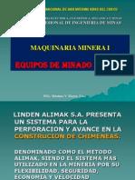 Equipos de Minado Linden Alimak (2)