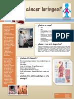 Qué es el cáncer laríngeo PDF