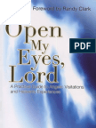 Open My Eyes Lord by Gary Oates