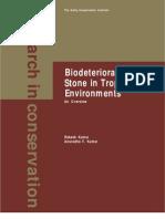 19 Biodet. Stone in Trop.
