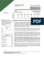 Nyssa 2010 Report