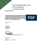 Investigación Geotécnica del Sector Los Prados Resumen Ejecutivo MOPC-003.pdf