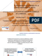 Jornada FCIHS 17 abril 2013 - Fidel Ribera