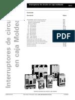 Interruptores de Circuito en Caja Moldeada EATON
