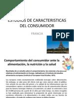 Estudios de Caracteristicas Del Consumidor Francia