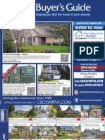 Coldwell Banker Olympia Real Estate Buyers Guide April 27th 2013