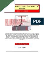 La Exactitud Cientifica de La Biblia -- Armando Ramirez