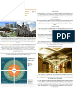 ¿Qué hace que un Espacio Público sea exitoso  El ejemplo en Subcentro Las Condes y Plaza de Armas.   Plataforma Urbana