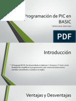 Programación de PIC en BASIC y C++