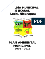 Plan Ambiental Municipal