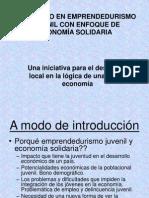 130122-Emprendedurismo juvenil_economía solidaria