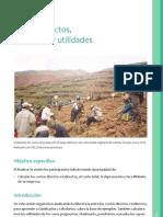 Costos Directos, Indirectos y Utilidades