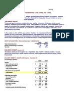 eFM2e, Ch 02 (Fin Stmts), Chapter Model
