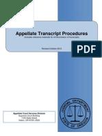 Appellate Transcript