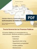 Tema 1. Teoría General de las Finanzas Públicas