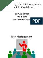Risk Management Alm Npas 2008
