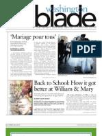 Washingtonblade.com - Volume 44, Issue 17 - April 26, 2013