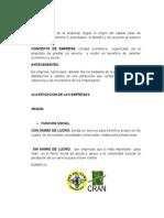clasificaciondelasempresassegunsuactividad-090301135248-phpapp01
