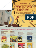 Lee & Low Books 2012-2013 Catalog