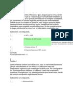 Examen Corregidos de Microbiologia