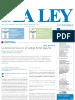 Articulo La Ley Denuncia Falsa (1)