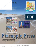 Pineapple Press 2013 Catalog
