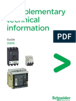 Complementary Technical Information Guide