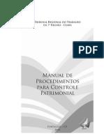 Manual Controle Patrimonial