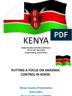 Njiru_putting a Focus on Anaemia Control in Kenya