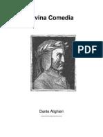 Dante Alighieri - La Divina Comedia