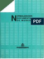 Normalizacion Documental