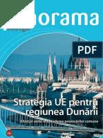 Strategia UE Pt Regiunea Dunarii