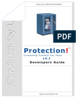 Protection Developers Guide