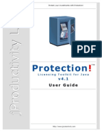 Protection User Guide
