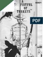 A Fistful of Turkeys Corebook