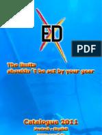 Exd Katalog 2011 de En