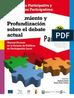 Democracia participativa y presupuestos participativos