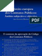 Âmbito subjectivo do CCP  Perpectiva de Direito comunitário.pdf