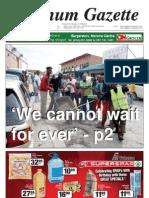 Platinum Gazette 26 April 2013