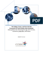 The College, Career, and Civic Life (C3)