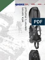 Apeks Wtx Owners Manual Rev 9 2006