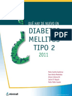 Que Hay de Nuevo en Diabetes Mellitus Tipo 2. 2011