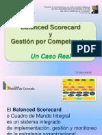 Balanced Scorecard Gestion Por Competencias