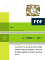 6 Estudio Financiero TMAR, VPN Y TIR