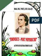 0 5 Eminescu Poet Nepereche