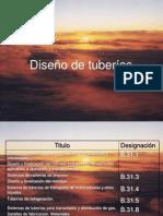 PIPING - DISEÑO DE TUBERIAS