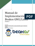 Manual de Implementacion de Beakos GNU2